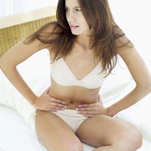 A cólica menstrual