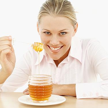 benefícios do mel para a saúde da mulher
