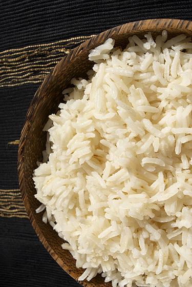 O arroz integral alimentação saudável