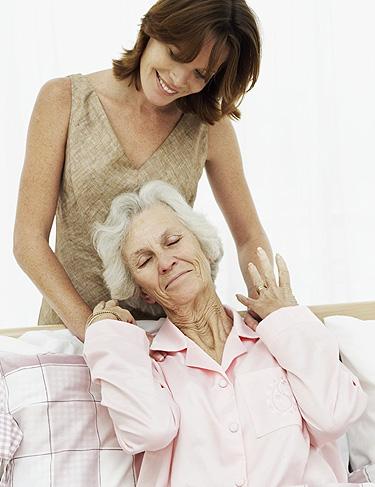 mulheres doença ou mal de Alzheimer