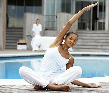 Os benefícios da Yoga para a mulher