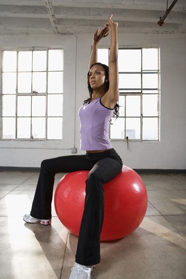 O método de Pilates para todas as mulheres