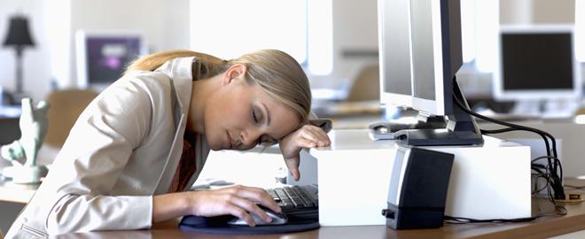 A narcolepsia causa enorme sono